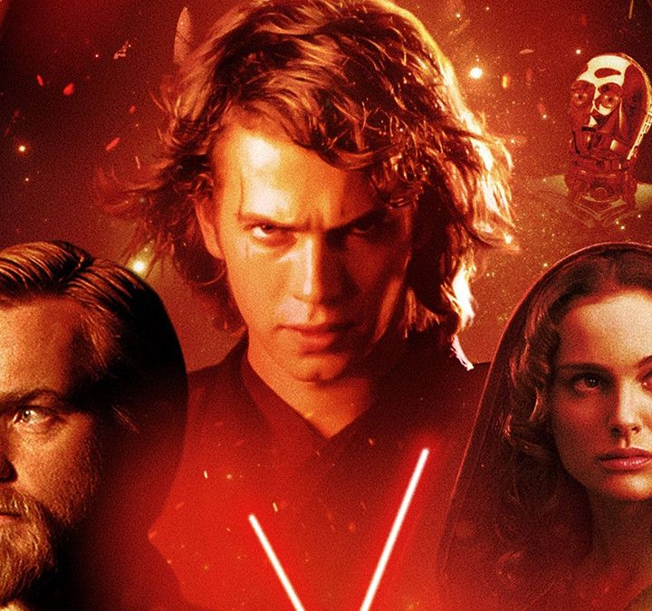 Movies 3 - Revenge of the Sith