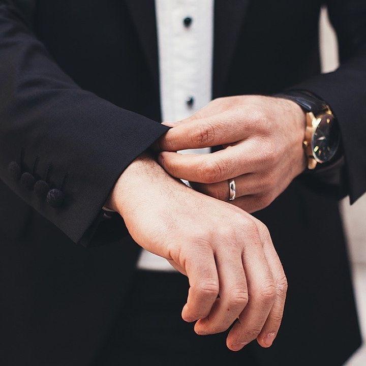 L'abito da sposo
