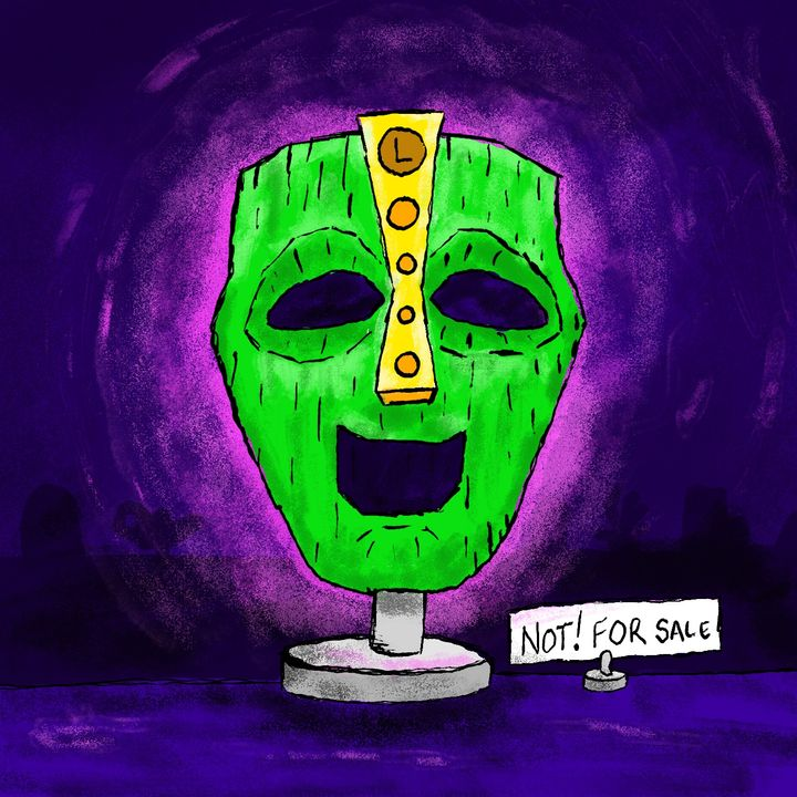 49 - The Mask From the Movie The Mask