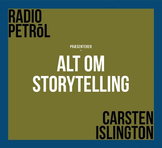 Alt om Storytelling