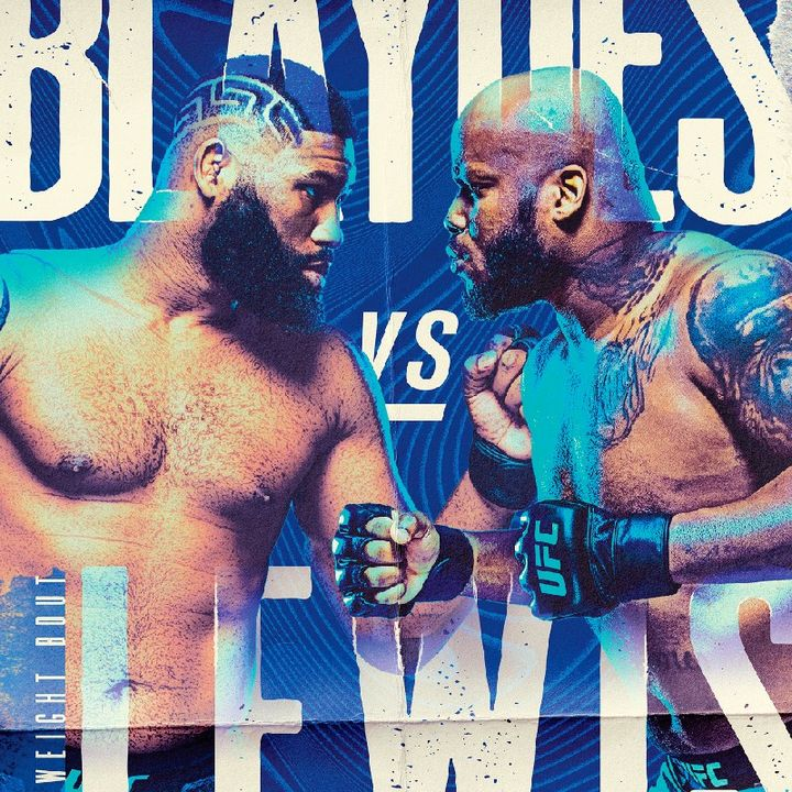Preview Of The UFCVegas15 Card Headlined By Curtis Blaydes - Derrick Lewis Live On ESPN In Las Vegas
