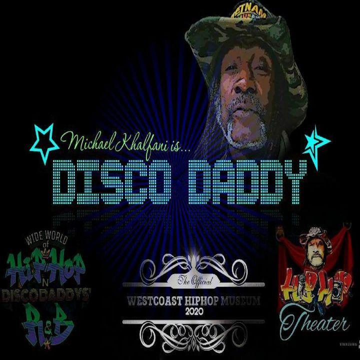 DISCO DADDYS' WIDE WORLD OF HIP-HOP - JOHNNY JUICE ROSADO