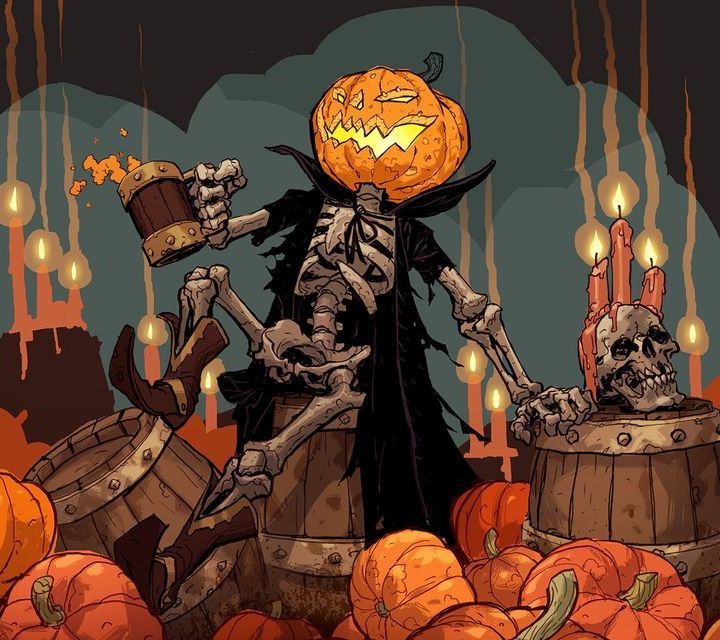 Attack of the Pumpkin Beers!
