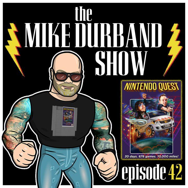 """Episode 42: """"Nintendo Quest"""" star Jay Bartlett"""