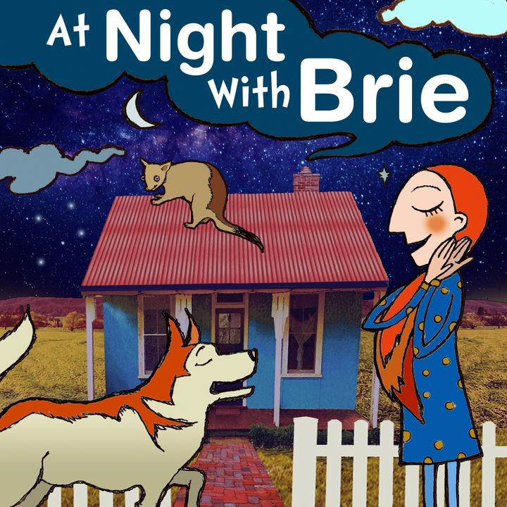 At Night With Brie: A bedtime podcast for kids and parents