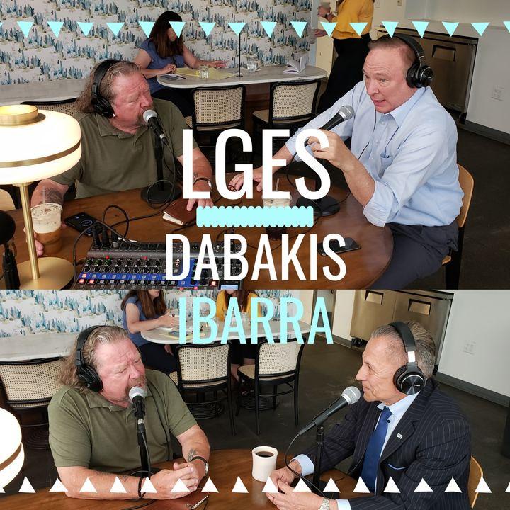 SLC Mayoral Candidates: Part 1 - Jim Dabakis and David Ibarra