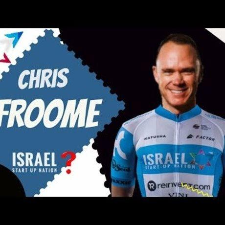 """¿Le irá bien a Chris Froome en el """"Israel Start-Up Nation?"""