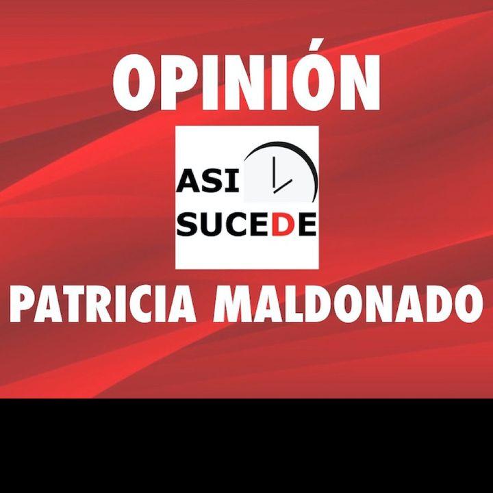 Editorial Patricia Maldonado 7 Abril 2021