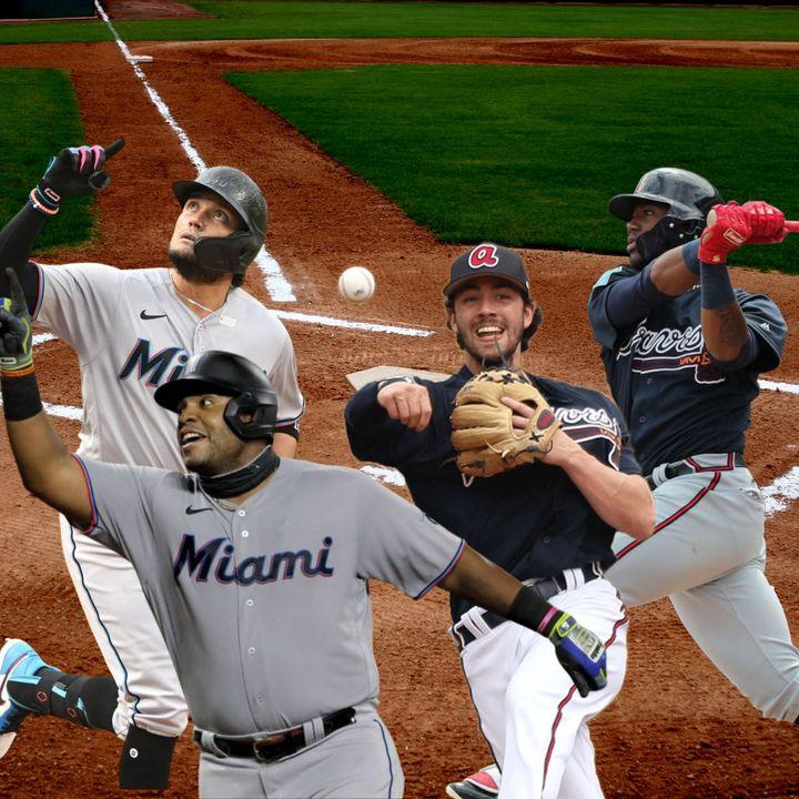 Miami Marlins vs Atlanta Braves: Previa del partido 1 de la NLDS 2020