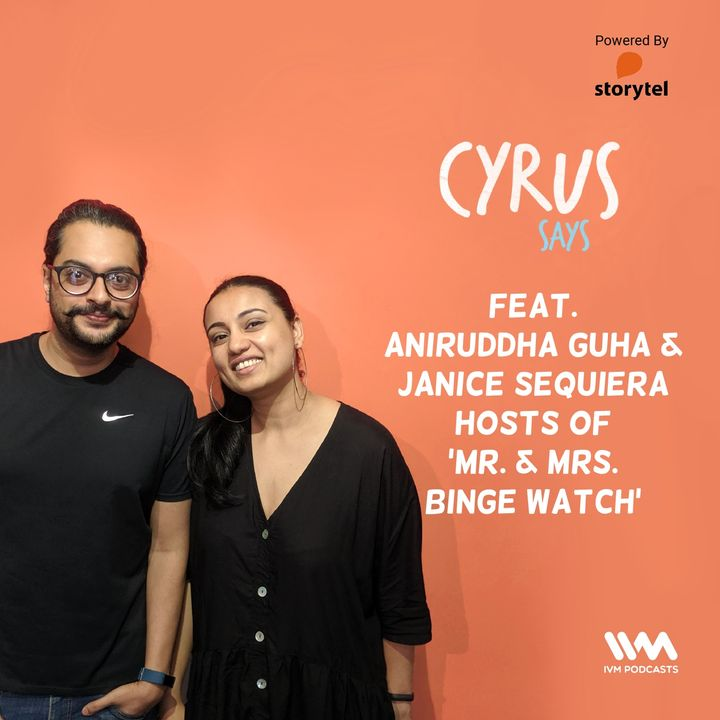 Ep. 405: Feat. Aniruddha Guha & Janice Sequiera