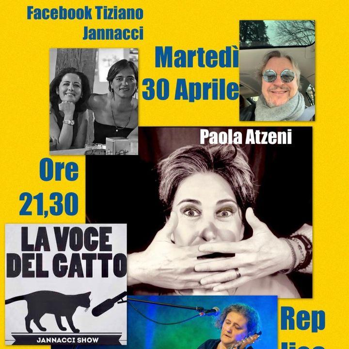 PAROS: Paola Atzeni e Rosella Cazzaniga
