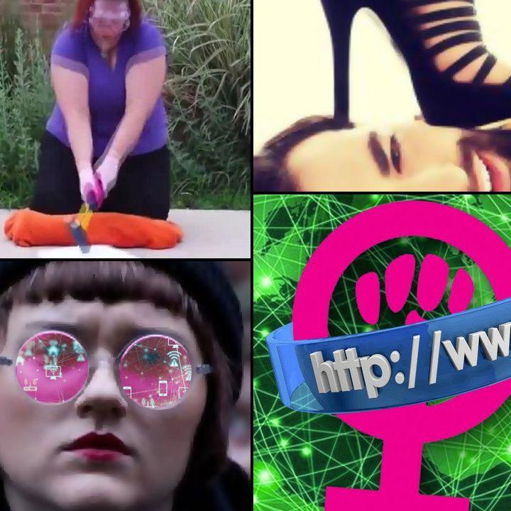 What Would A 'Feminist Internet' Look Like? NPR Educates Us! | HBR Debate 51