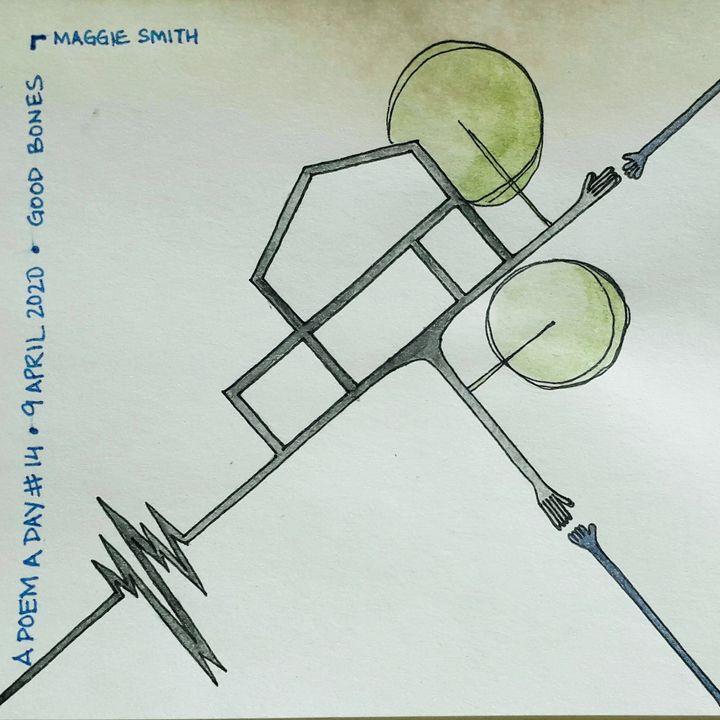 #14. Good Bones | Maggie Smith