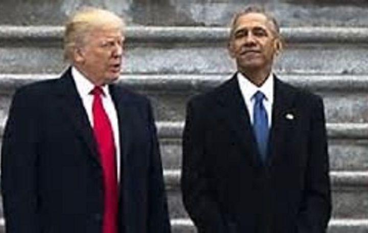 WNReport_Obama Shades Trump_Trump Then Claps Back