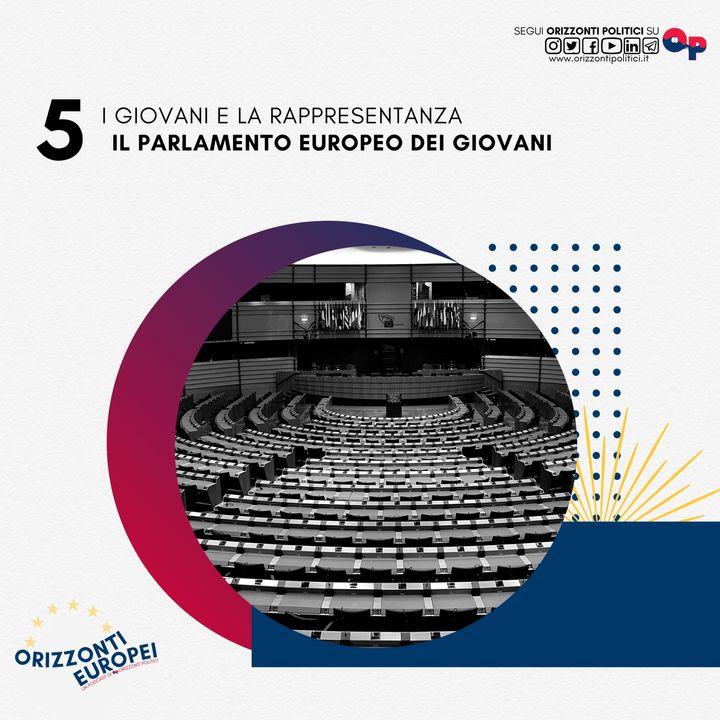 Il Parlamento Europeo dei Giovani