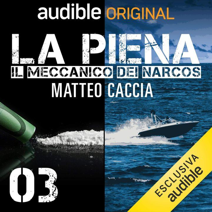 La piena. In mezzo al Mediterraneo - Matteo Caccia, Mauro Pescio