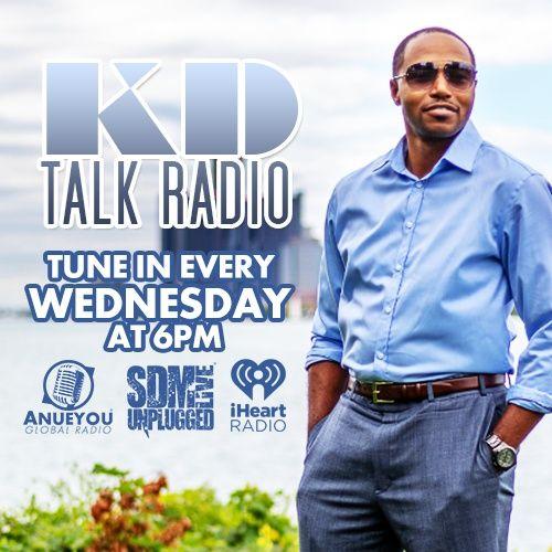 KD Talk Radio | Dad Beat Dead
