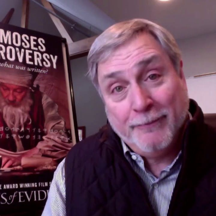 Tim Mahoney - Patterns of Evidence: The Moses Controversy 2019-03-12