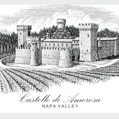 Castello di Amorosa and V Sattui - Dario Sattui