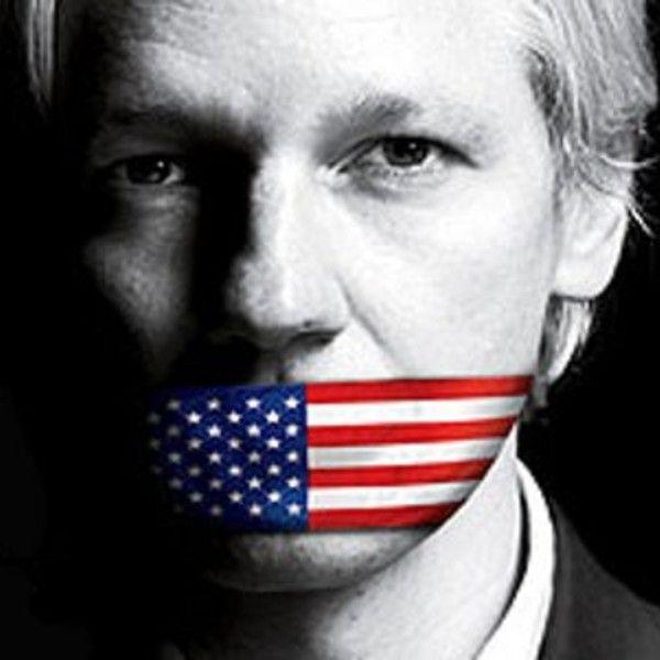 Julian Assange's a Political Prisoner +