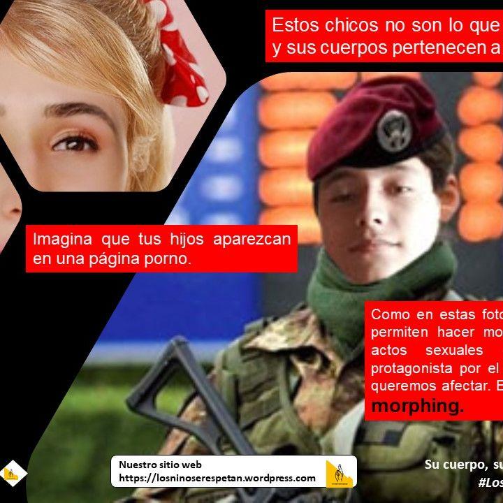 #LosNiñosSeRespetan - Morphing