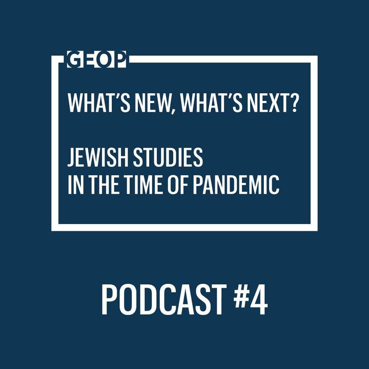 #4 Dr Marek Tuszewicki - Epidemics in Jewish folklore and folk medicine: The role of magic