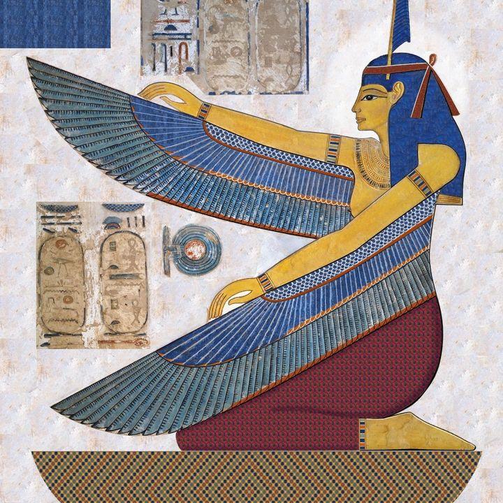 Piuma di Maat - Il Simbolo - Verità [simboli e archetipi]
