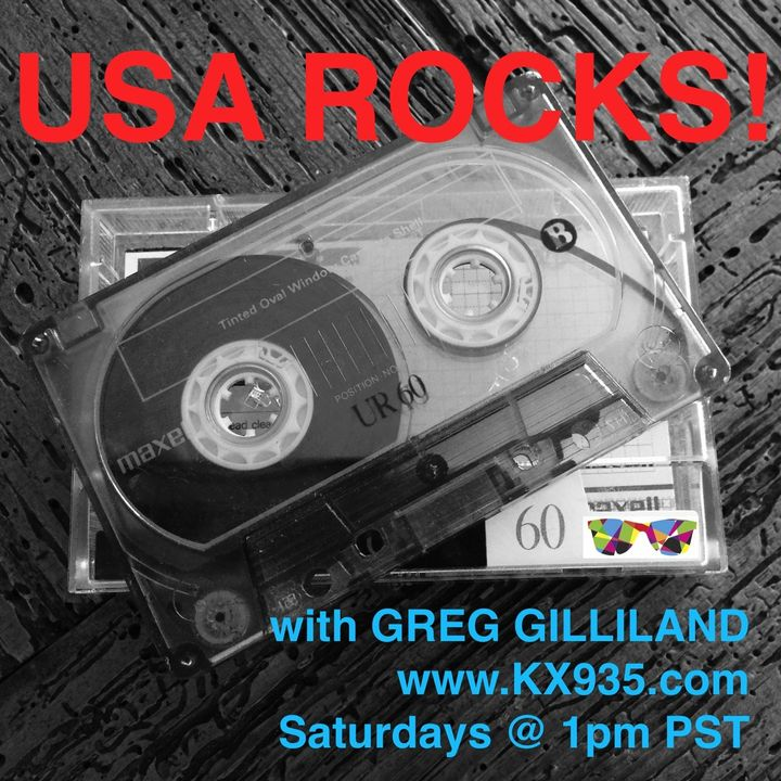 USA Rocks