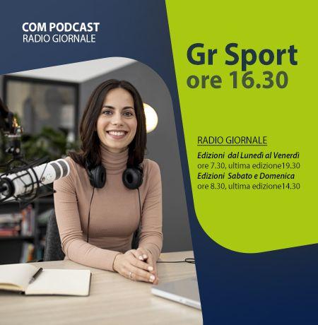 GrSport ore 16.30