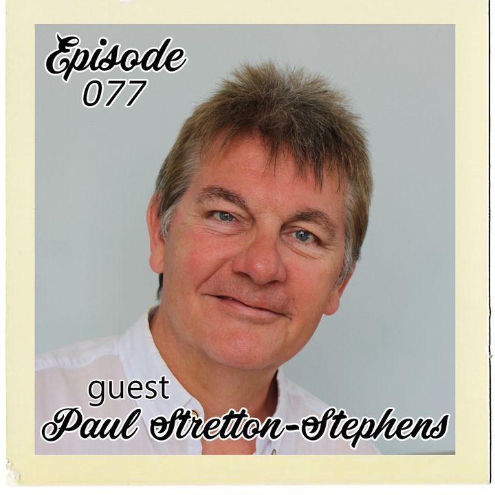 The Cannoli Coach: Can't Storm off on Elbow Crutches w/Paul Stretton-Stephens | Episode 077