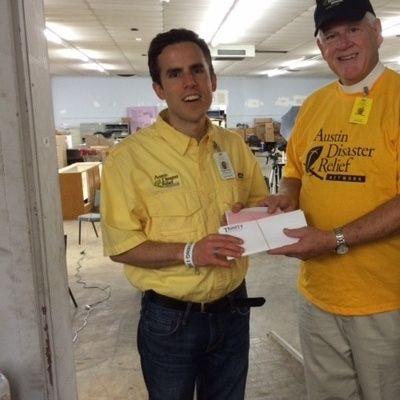 Stephen Brewer Austin Disastor Relief Network