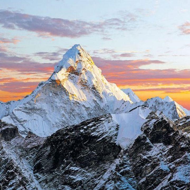 The Himalaya,himá and ā-laya- my way up to the top