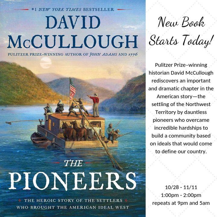 Book - The Pioneers (David McCullough)