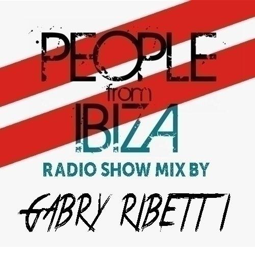 Gabry Ribetti People From Ibiza 243