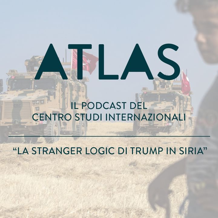 La Stranger Logic di Trump in Siria