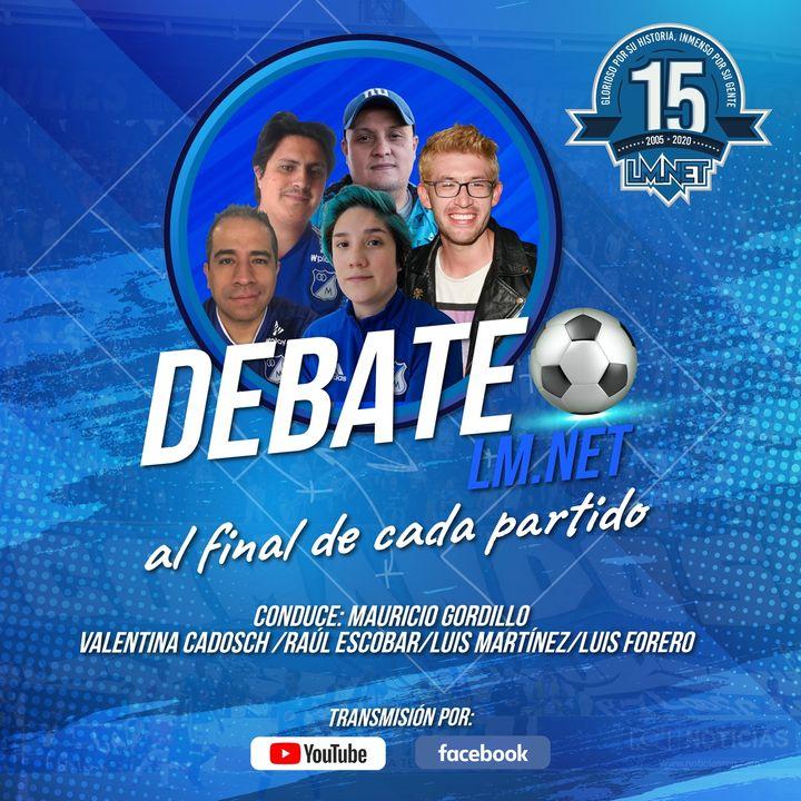 El Debate. Millonarios vs Envigado E001