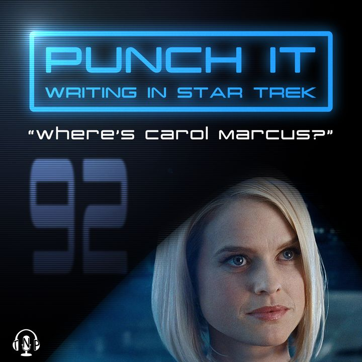 Punch It 92 - Where's Carol Marcus?