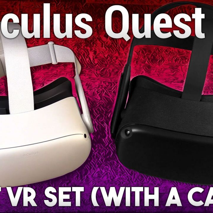 Hands-On Tech: Oculus Quest 2 Review