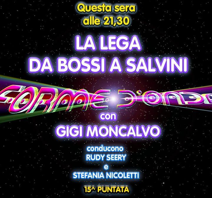Forme d'Onda - Gigi Moncalvo - La Lega da Bossi a Salvini - 15^ puntata (06/02/2020)
