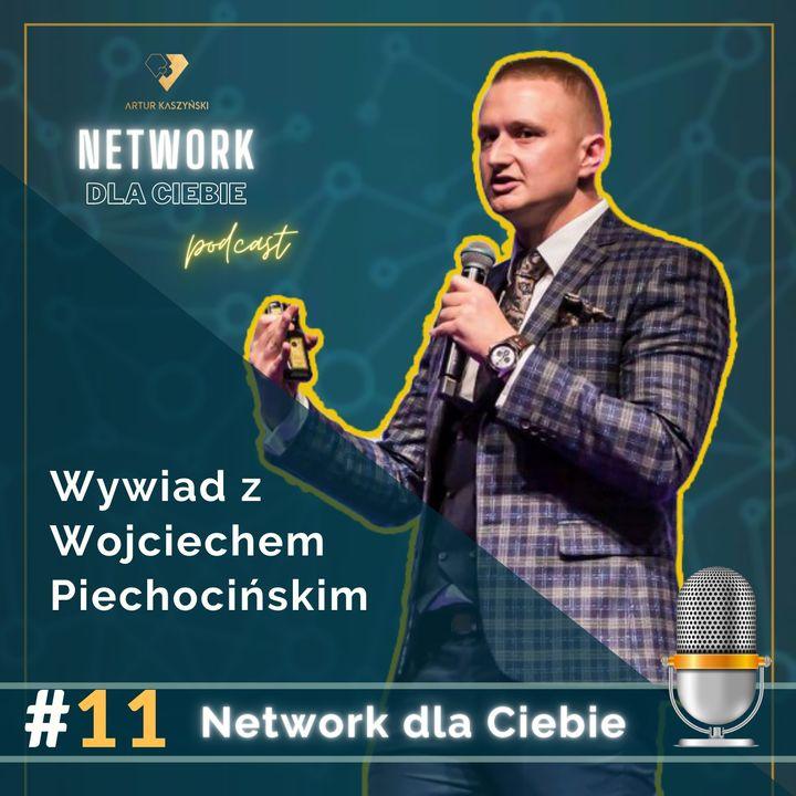 NDC #11 - Wojciech Piechociński - w czym tkwi sekret jego sukcesu?