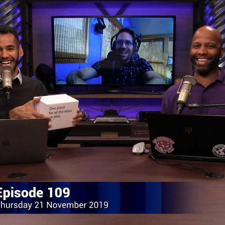 Tech News Weekly 109: Stadia: The Zero-Friction Gamer