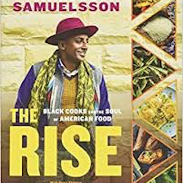 "Chef Marcus Samuelsson share his new book, ""The Rise"""