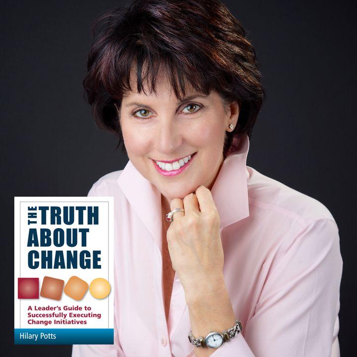 Leadership Strategies with Hilary Potts