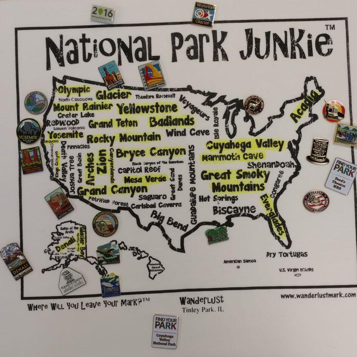 National Park Junkie - Jodi Canter on Big Blend Radio