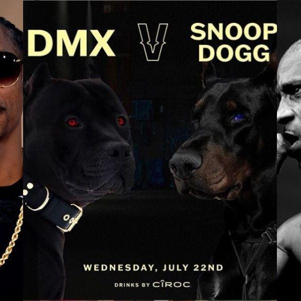 Dmx Vs Snoop Dogg Verzuz Battle recap