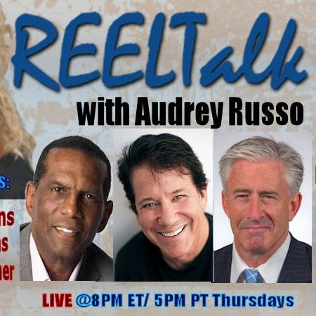 """REELTalk: Super Bowl Champion Burgess Owens, Actor Anson """"Potsie"""" Williams from Happy Days and Exec Dir of GAO Christopher Horner"""
