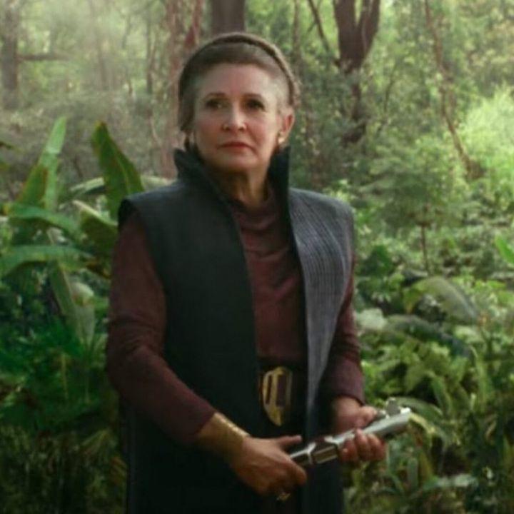 324 The Last Days of Leia Organa Solo