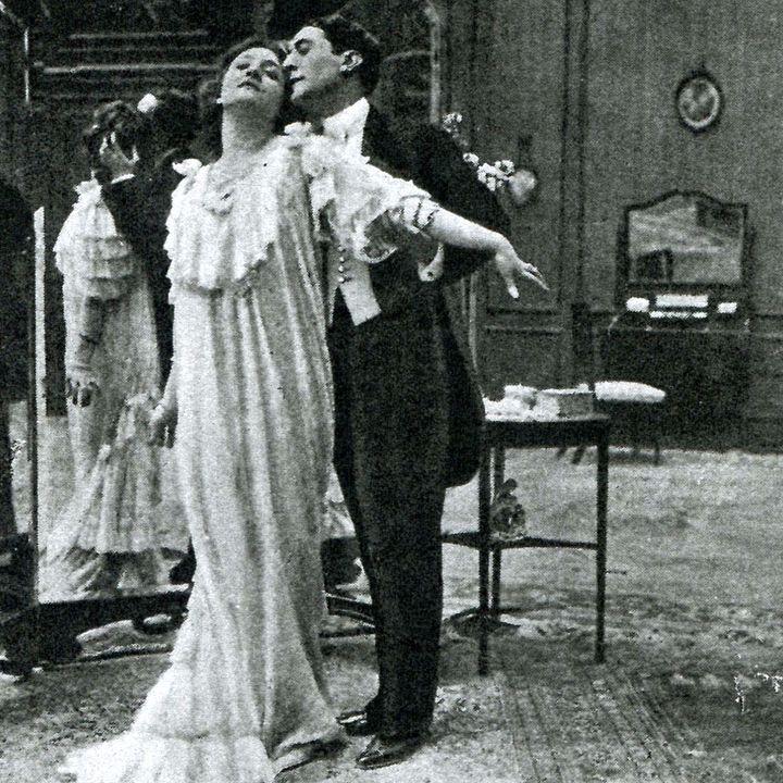 206. CULTURA: Ma l'amor mio non muore (1913)