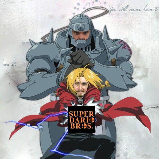Dario's Favorite Anime Of All Time