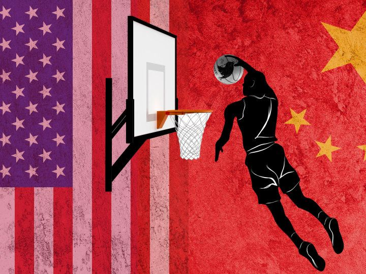 Basketball Diplomacy's Ability to Frustrate US's New Cold War on China